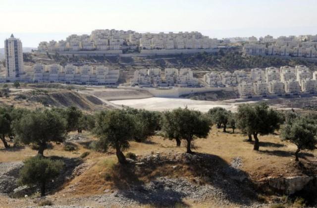 Israels bosattningar vaxer